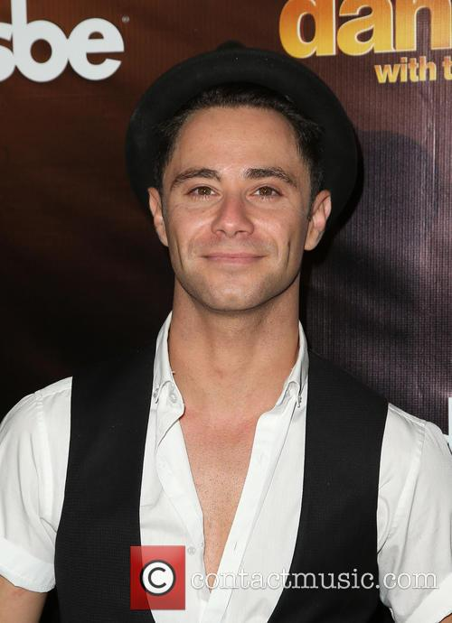 Dancing With The Stars and Sasha Farber 3