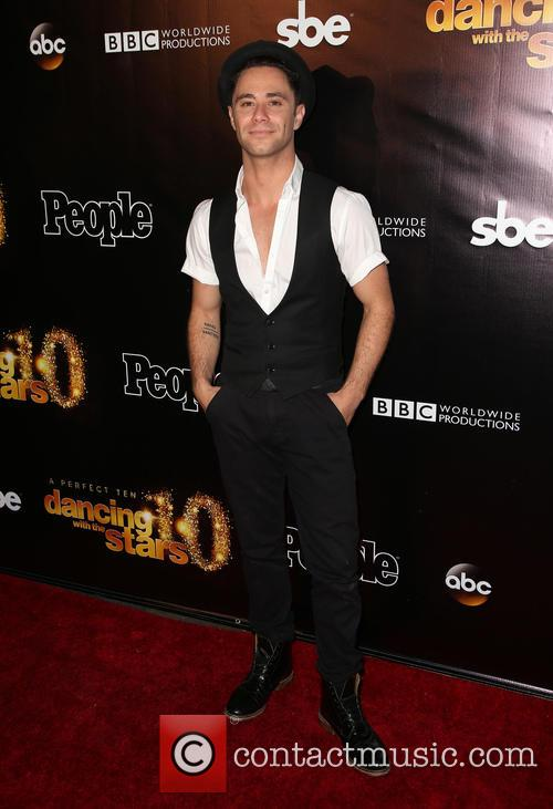 Dancing With The Stars and Sasha Farber 4