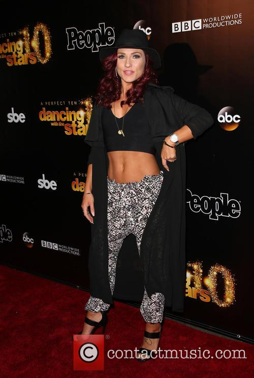 Sharna Burgess 3