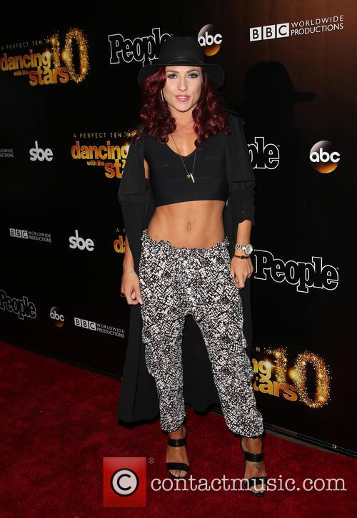 Sharna Burgess 6