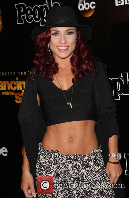 Sharna Burgess 8