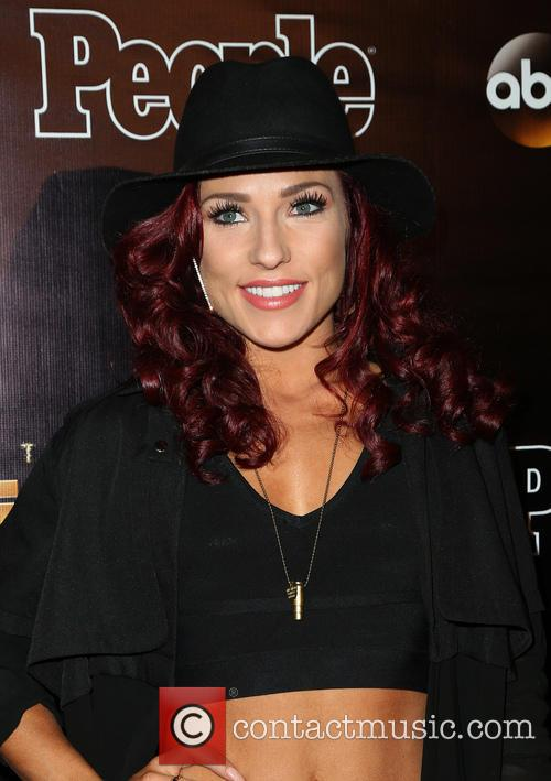 Sharna Burgess 10