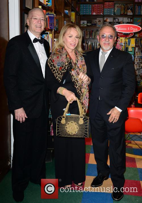 Roy Black, Lea Black and Emilio Estefan 2