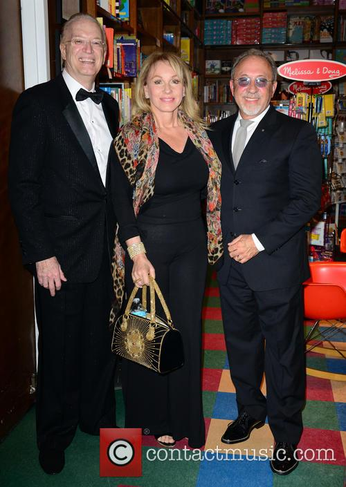 Roy Black, Lea Black and Emilio Estefan 3
