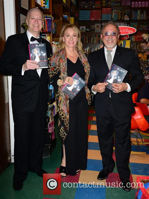 Roy Black, Lea Black and Emilio Estefan 1