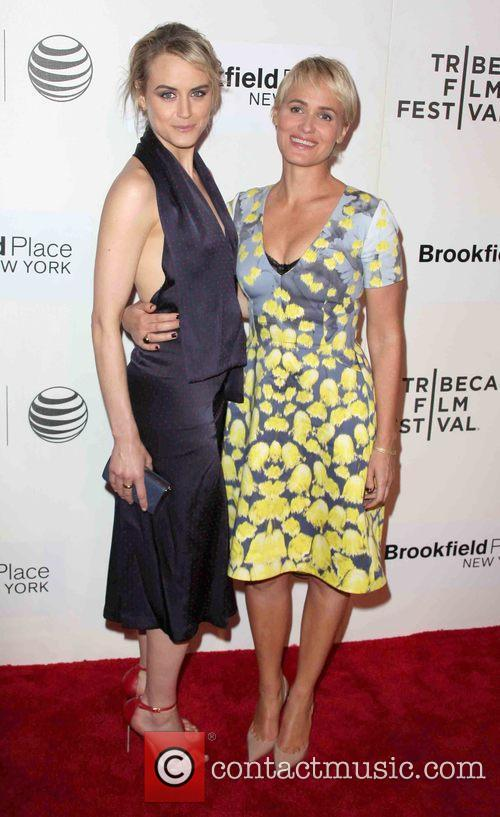 Taylor Schilling and Judith Godreche 4