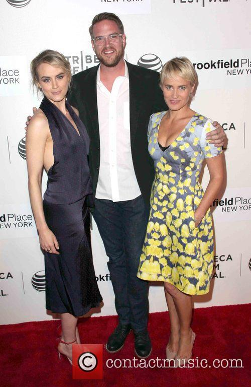 Taylor Schilling, Patrick Brice and Judith Godreche 6