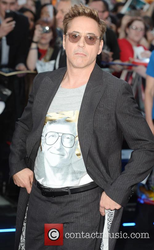 Robert Downey Jr 2