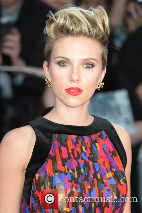 Scarlett Johansson Found Ghost In A Shell 'Alluring'
