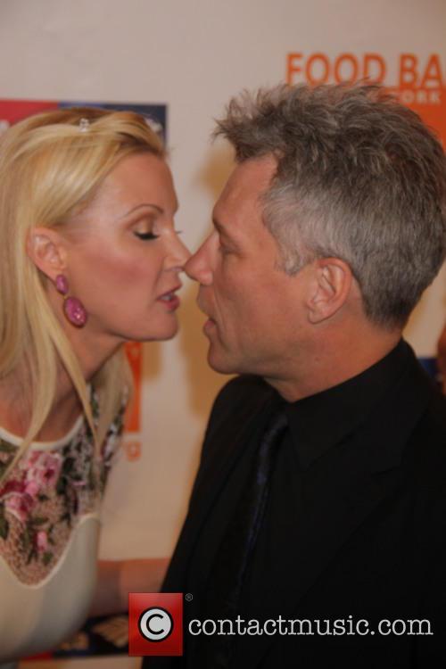 Jon Bon Jovi and Sandra Lee 9