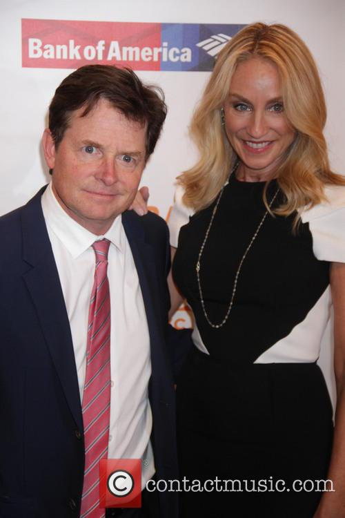 Michael J. Fox and Tracy Pollan 6