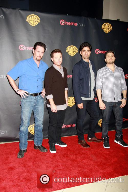 Warner Brothers The Big Picture at 2015 CinemaCon