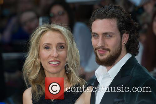Aaron Taylor Johnson and Avengers 1