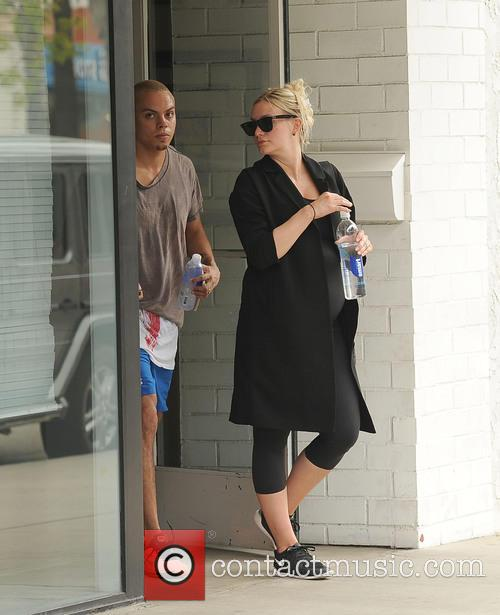 Evan Ross, Ashley Simpson_evan Ross and Ashlee Simpson 3