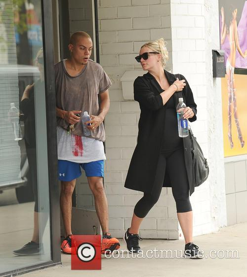 Evan Ross, Ashley Simpson_evan Ross and Ashlee Simpson 4