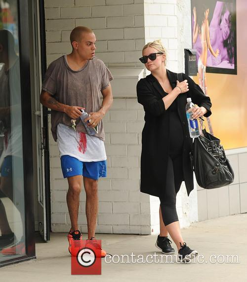 Evan Ross, Ashley Simpson_evan Ross and Ashlee Simpson 6