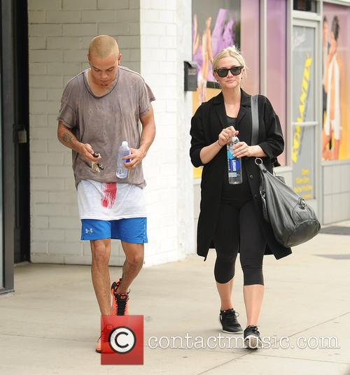 Evan Ross, Ashley Simpson_evan Ross and Ashlee Simpson 10