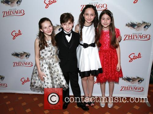 Sophia Gennusa, Jonah Halperin, Ashley Brooke and Ava-riley Miles 1