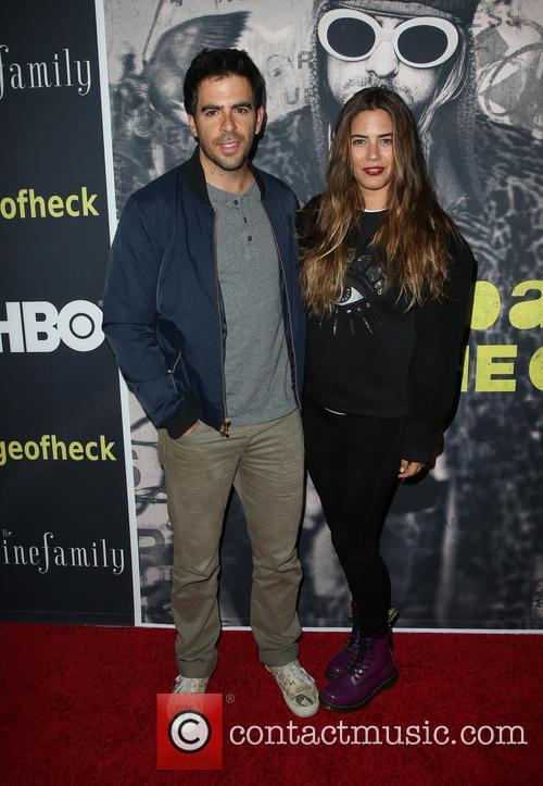 Eli Roth and Lorenza Izzo 8