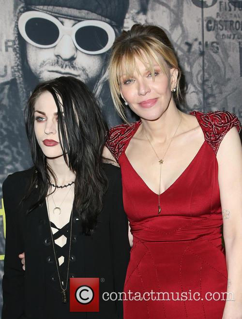 Courtney Love Frances Bean Cobain