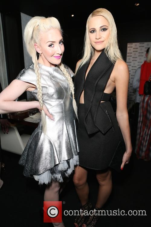 Alexis Knox and Pixie Lott 2
