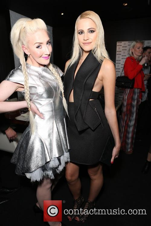 Alexa Knox and Pixie Lott 2