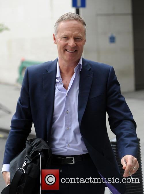 Rory Bremner arrives at The BBC