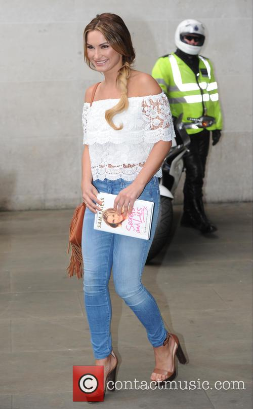Sam Faiers leaving BBC studios