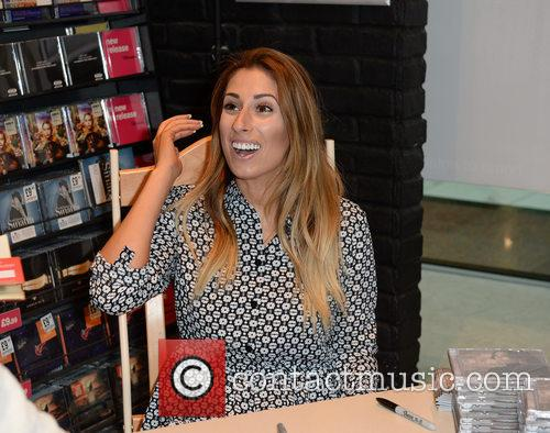 Stacey Solomon Album launch