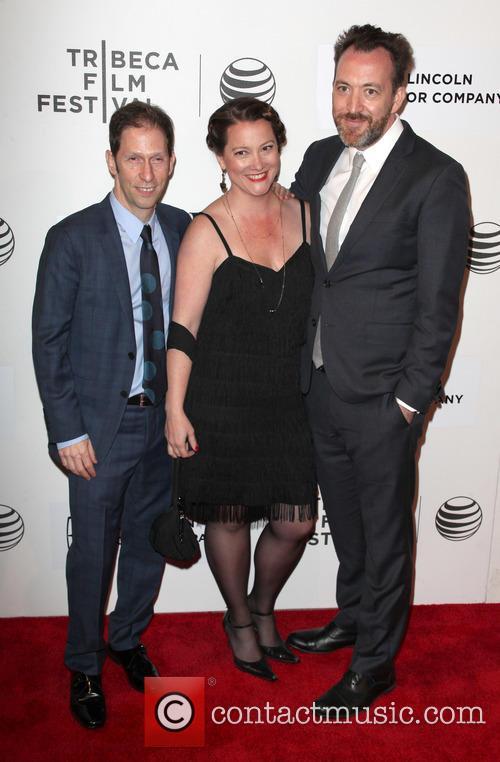 Tim Blake Nelson, Julie Buck and Josh Hetzler 2
