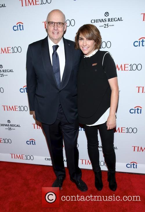 Jeffrey Tambor and Jill Soloway 2