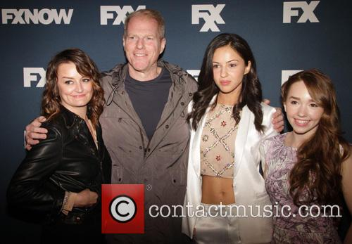 Allison Wright, Stan Beeman, Annet Mahendru and Holly Taylor 3