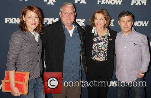 Amber Nash, Adam Reed, Jessica Walter and Chris Parnell 4