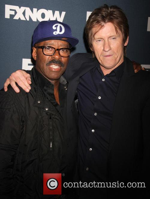 Courtney B.vance and Denis Leary 7