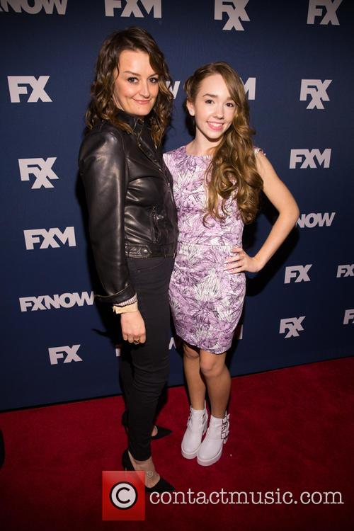 Alison Wright and Holly Taylor 4
