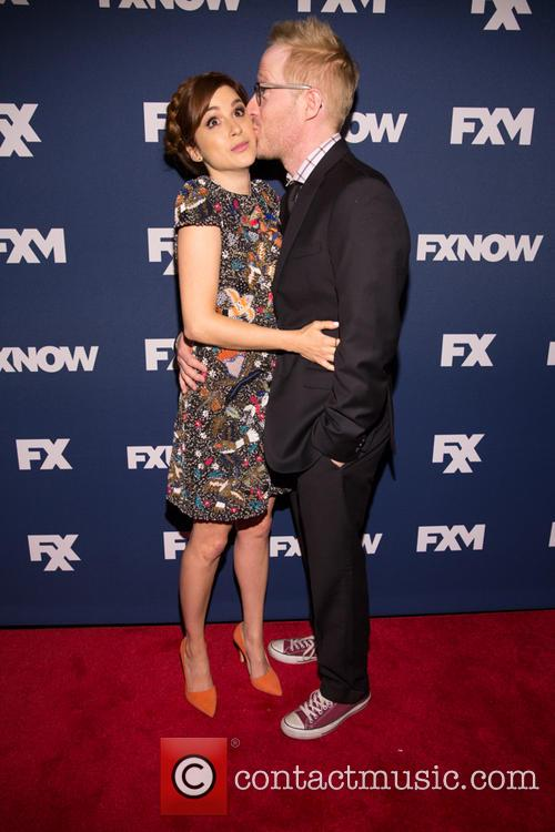 Aya Cash and Josh Alexander 5