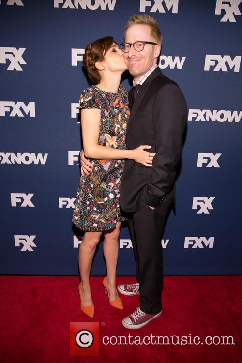 Aya Cash and Josh Alexander 1