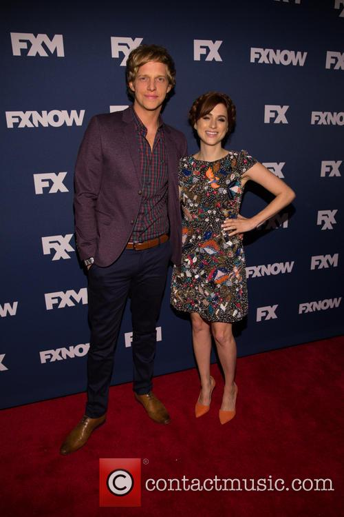 Chris Geere and Aya Cash 3
