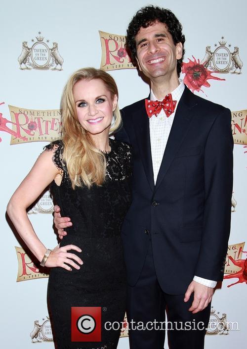 Kate Reinders and John Cariani 5