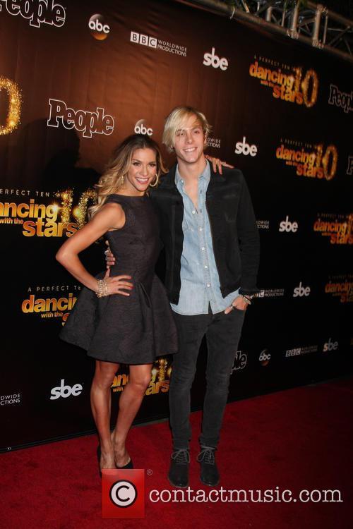 Allison Holker and Riker Lynch 3