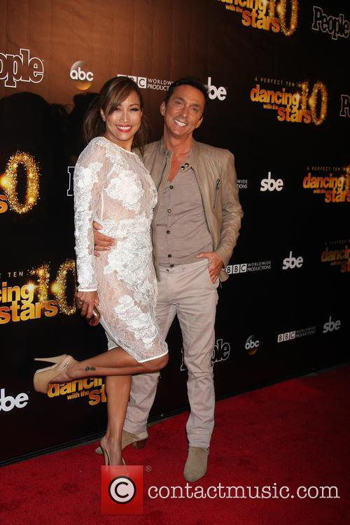 Carrie Ann Inaba and Bruno Tonioli 4