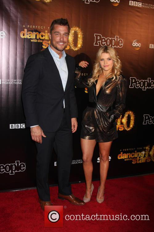 Chris Soules and Witney Carson 2