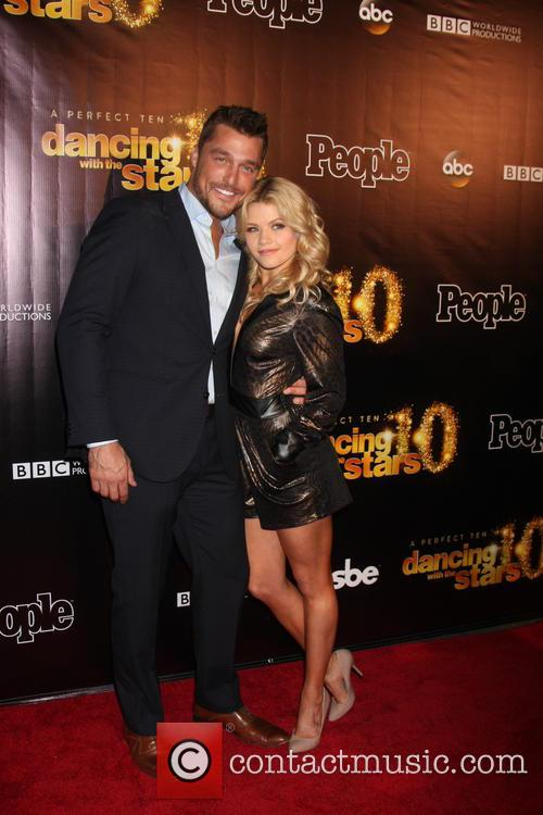 Chris Soules and Witney Carson 1