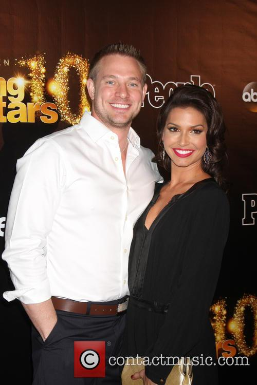 Tye Strickland and Melissa Rycroft 10