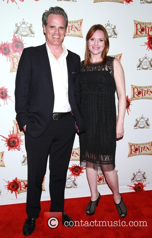 Michael Park and Jennifer Laura Thompson 3