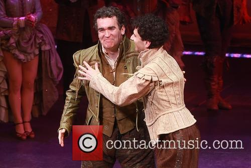 Brian D'arcy James and John Cariani 1