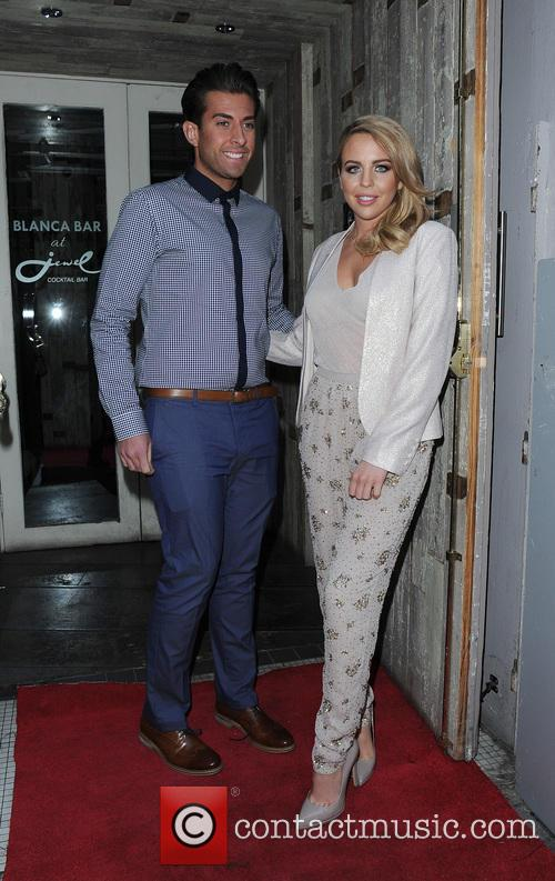 Lydia Bright and James Argent 4