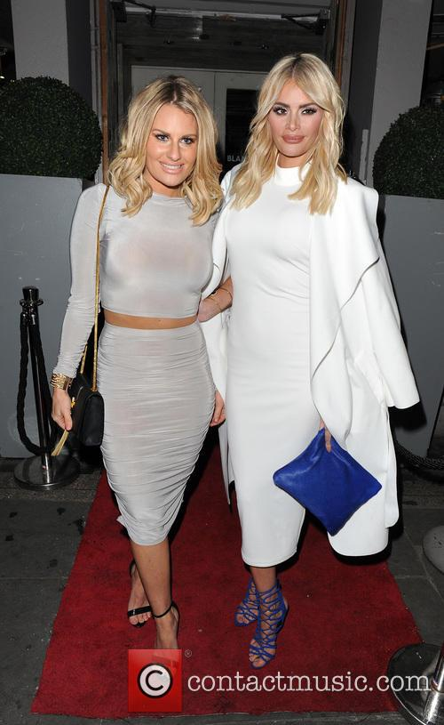 Danielle Armstrong and Chloe Sims 2