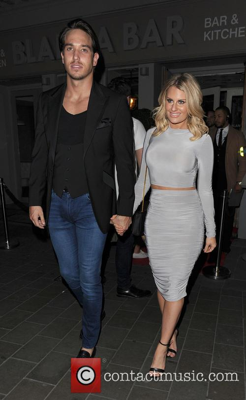 James Locke and Danielle Armstrong 2