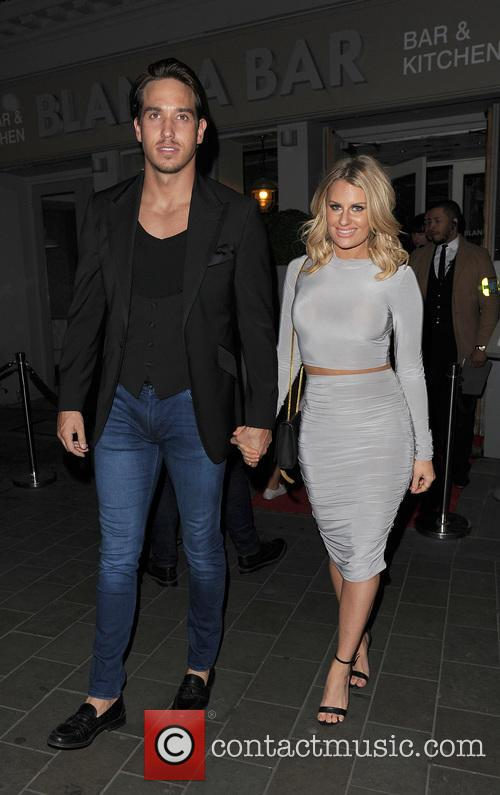 James Locke and Danielle Armstrong 1